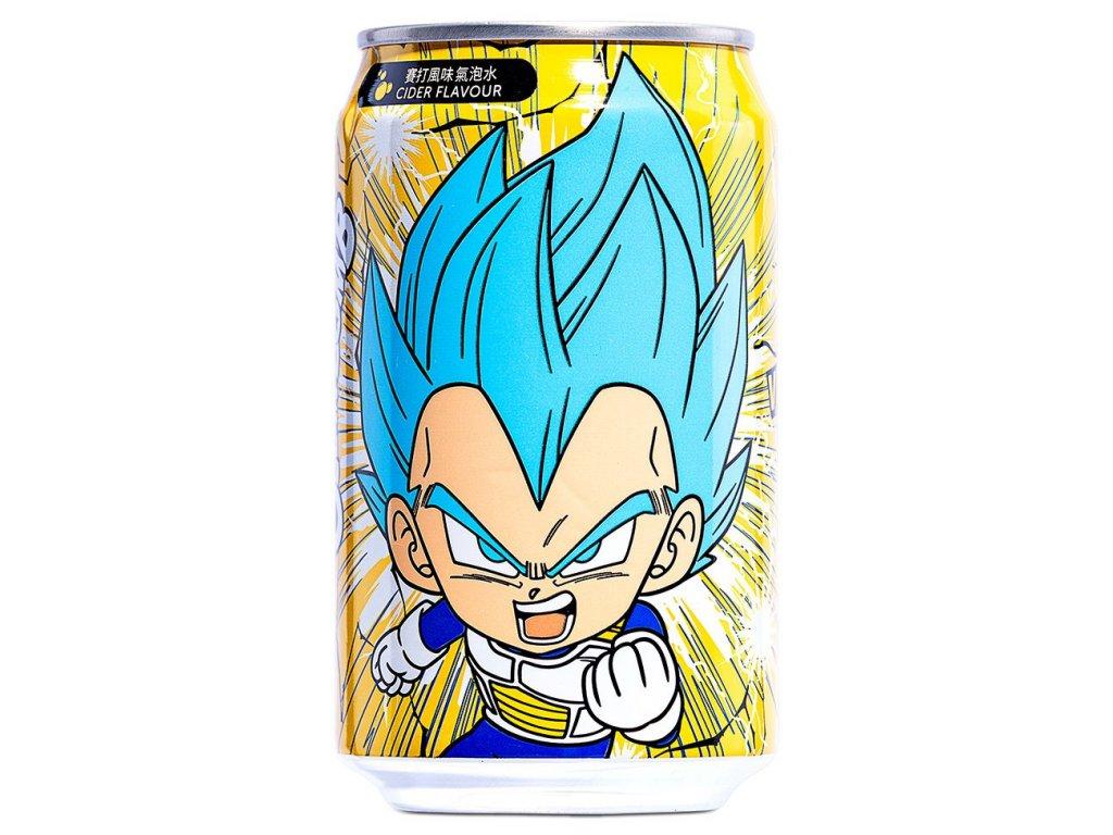 Dragon Ball  Vegeta Cider Sparkling Water 330ml