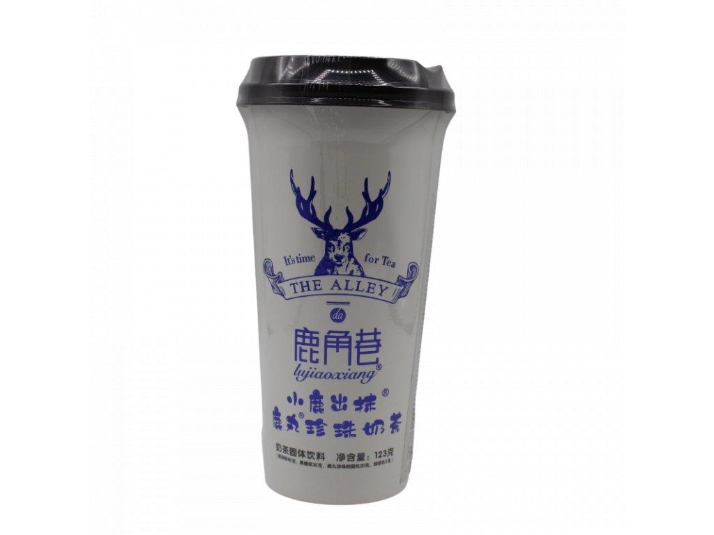 Tapioca Pearl Milk Tea Drink Xiaoluchumo MODRÝ 123g