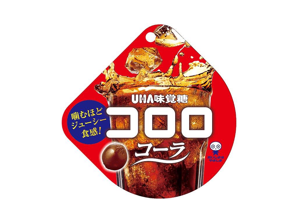 uha kororo gummy cola 40g