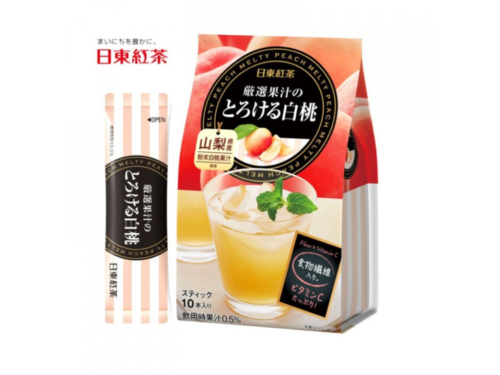 Royal Tea Peach flavor 140g