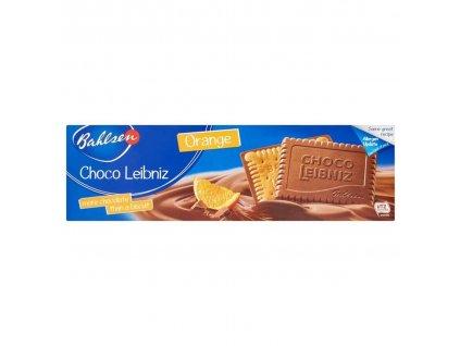 Bahlsen Choco Leibniz Orange Chocolate Cookies