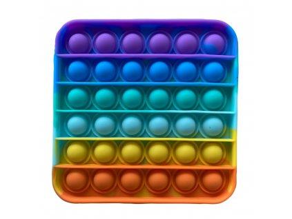 Pop It - Antistresová hračka Rainbow