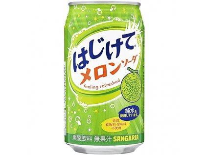 sangaria hajikete melon soda 350ml