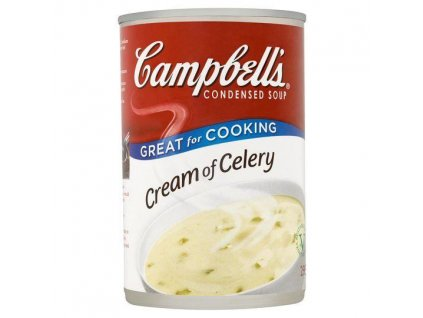 Campbell's Condensed Soup Cream of Celery 298g