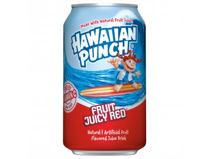 Hawaiian Punch Juicy Red 355ml