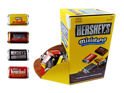 Hersheys Mini's Assortment