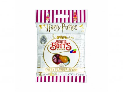 Jelly Belly Harry Potter Bertie Botts Every Flavour Jelly Beans Bag 54g