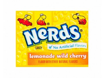 lemonade wild cherry double dipped nerds mini