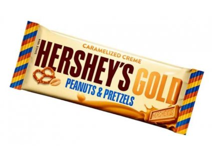 new hersheys gold bar