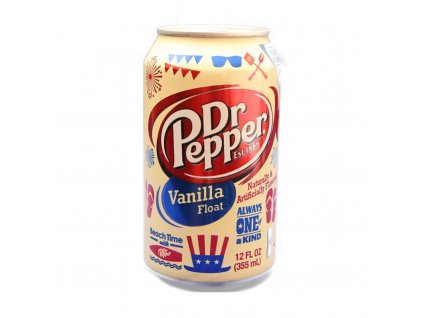 Dr Pepper USA Vanilla Float 355ml