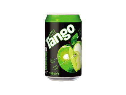 330ml tango apple cans