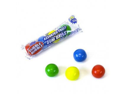 dubble bubble assorted fruit gum balls
