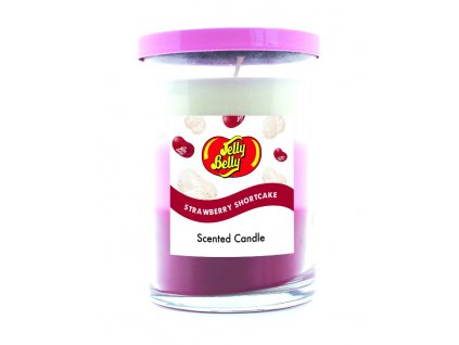 Jelly Belly Candle Layer Strawberry 311g