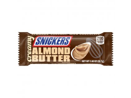Snickers Almond Butter 40g