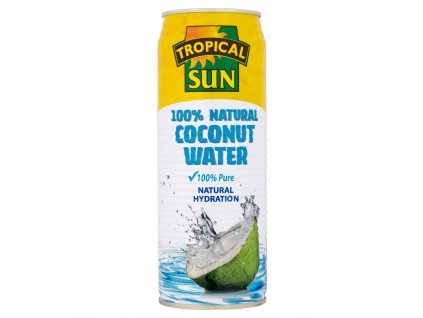 Tropical Sun Natural Coconut Water 500ml