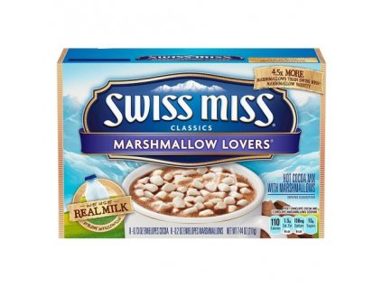 Swiss Miss Marshmallow Lovers 124g