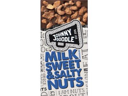 Milk Sweet & Salty Nuts
