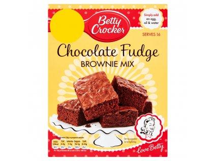Betty Crocker Chocolate Fudge Brownie 415g