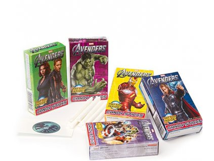 avengers candy sticks packs 130977 im