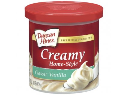 Classic Vanilla Creamy Home Style Frosting 800x800