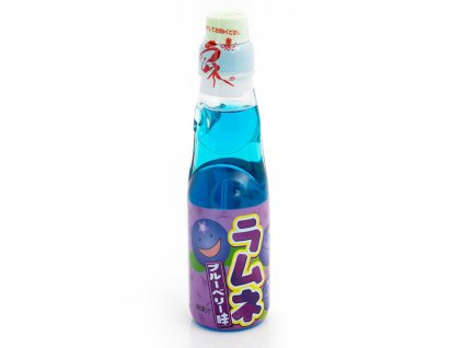 RAMUNE SODA BLUEBERRY 200ml