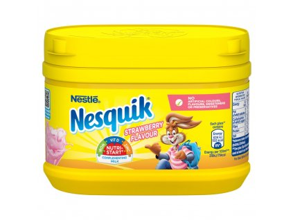 Nesquik Strawberry Milshake Mix 300g