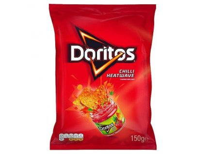 doritos chilli heatwave 150g z1