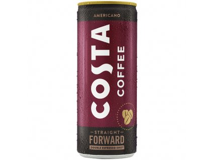 Costa Black Americano 250ml