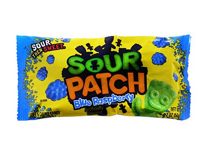 Sour Patch Blue Raspberry 56g