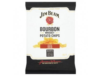 jim beam potato chips 40g