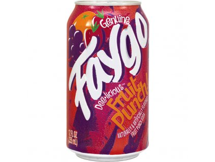 faygo fruit punch 355ml