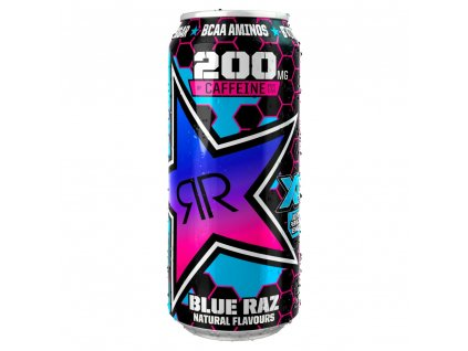 Rockstar Xd Power Blue Raz 500ml