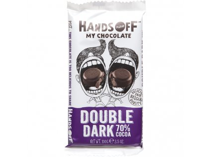 Hands Off My Chocolate Double Dark 70 Cocoa 1