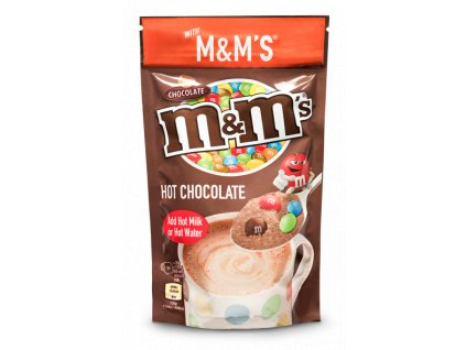 MARS MandMs Chocolate Hot Chocolate 140g 5060122038584 Cien