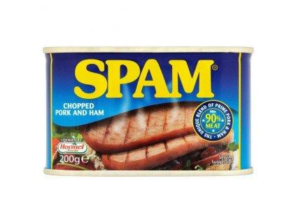 spam chopped pork and ham 200g z1