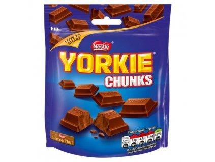 Nestl Yorkie Chunks 100g z1
