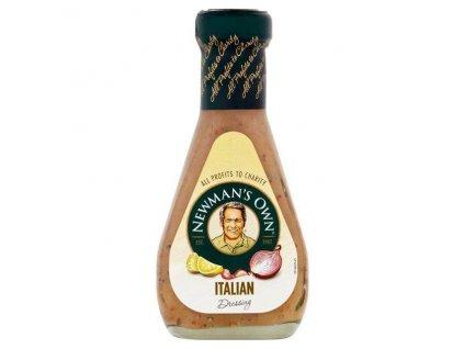 Newmans Own Italian Dressing 250ml z1