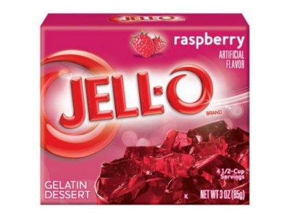 jello raspberry