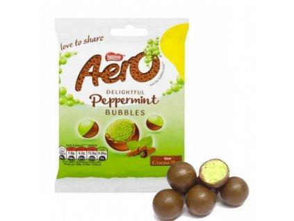 aero bubbles mint bag
