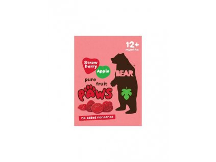 Bear Paws Strawberry Apple 500x666