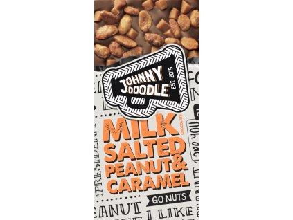 Milk Salted Peanut & Caramel