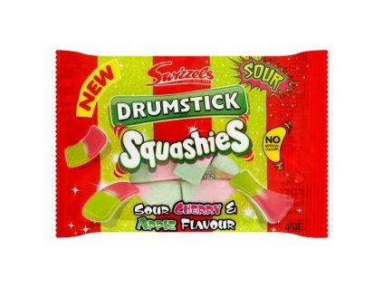 Swizzels Squashies Drumstick Cherry & Apple 45g