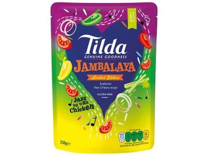 Limited edition jambalaya rice pack