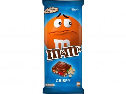 3975 1 m m s milk chocolate bar with minis and crisp rice 150g