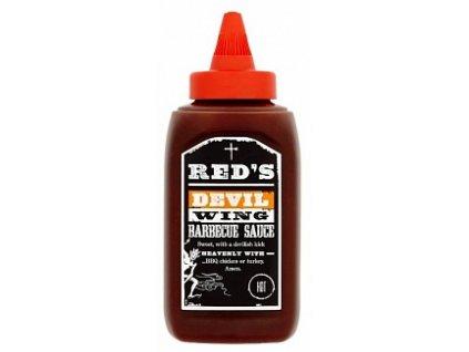 Reds Devil Wing Bbq Sauce 320g