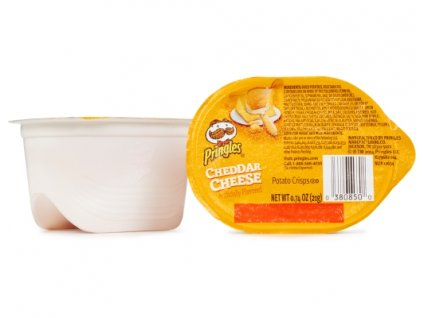 Pringles Snack Stacks Cheddar Cheese 21g