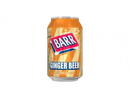 Barr Ginger Beer 330ml