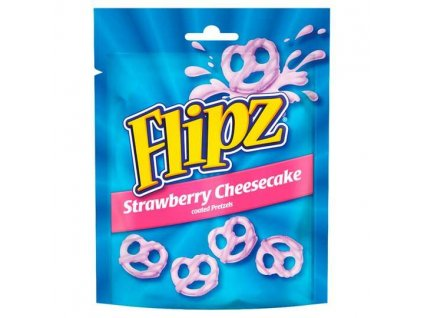 vyr 2025 Flipz Strawberry Cheesecake 90g