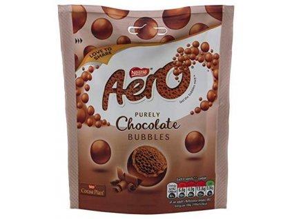 nestle aero bubbles milk chocolate pouch 102 gm 106553238 x4h6m