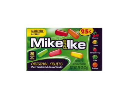 mike and ike zele